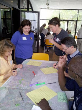 Community Workshop - Fort Bend Green